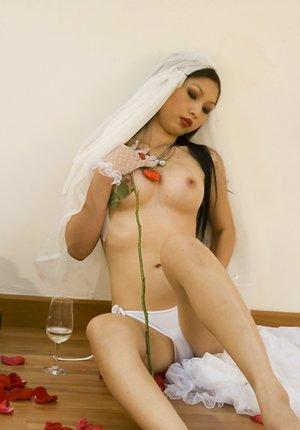 Asian Wedding Porn Pics