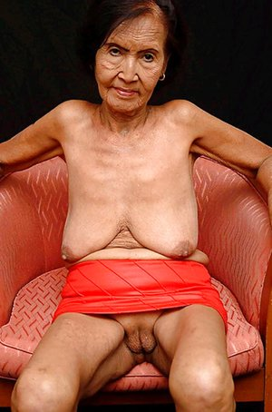 Hot Asian Grandma Pics