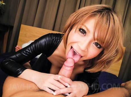 Hot Asian Tongue Pics
