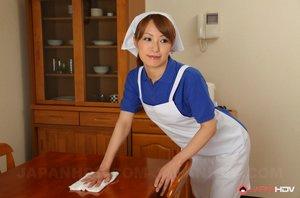 Asian Maid Porn Pics