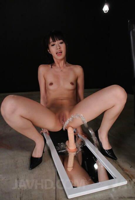 Asian Sybian Orgasm Pics